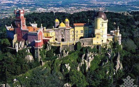 Portugalsko, letecky na 8 dní