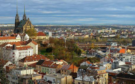 Brno ve 2 hodinách: Lístky na komentovanou jízdu minibusem pro děti i dospělé