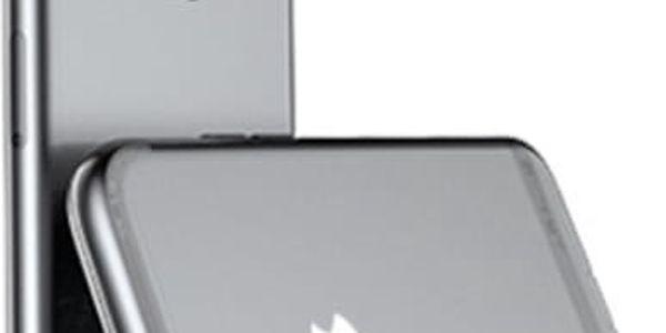 USAMS Primary TPU ochranný zadní kryt pro Apple iPhone 7 černý