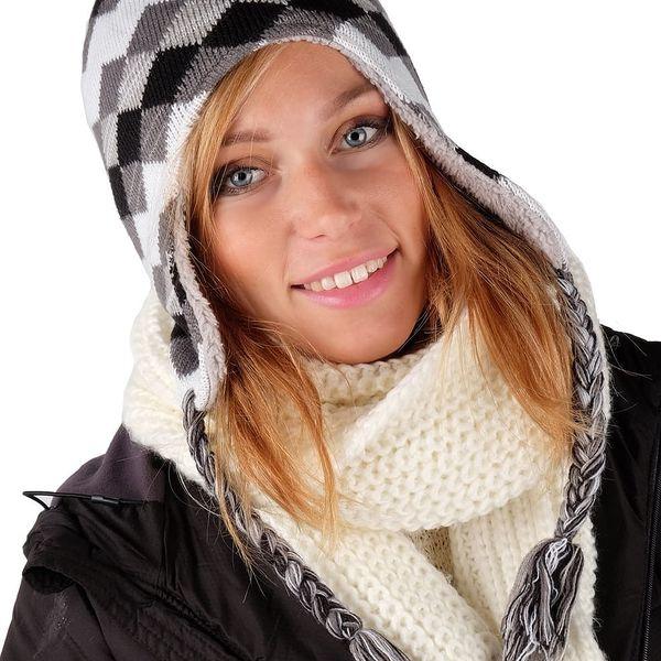 Dámská zimní čepice Loap vel. obvod 52 cm