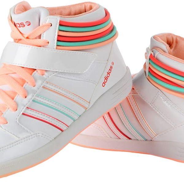 Dámské kotníkové tenisky Adidas Hoops Bangle vel. EUR 40 2/3, UK 7