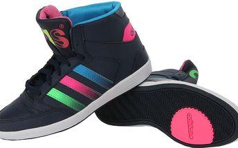 Dámské kotníkové tenisky Adidas Hoops Street vel. EUR 39 1/3, UK 6