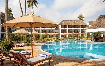 Zanzibar - Nungwi na 8 dní, all inclusive s dopravou letecky z Prahy
