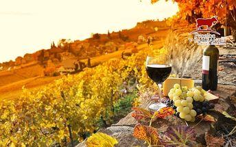 Jižní Morava s vínem neomezeně a hudbou