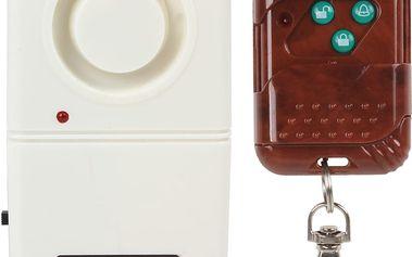 Vibrační alarm sdálkovým ovladačem