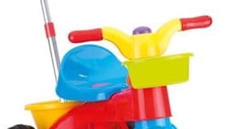 Buddy Toys BPT 3030 Tříkolka s tyčí; BPT 3030