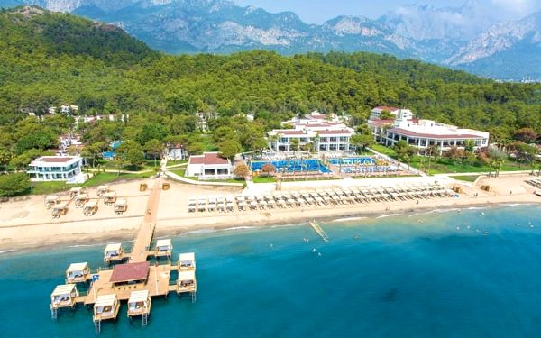Turecko, Kemer, letecky na 8 dní s all inclusive