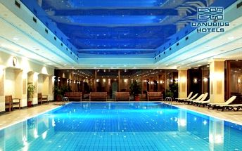 Budapešť luxusně s termálním wellness