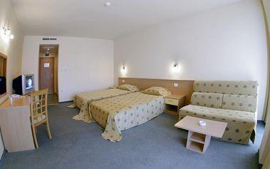 Kalofer Hotel, Bulharsko, Černomořské pobřeží, 8 dní, Letecky, Polopenze, Alespoň 3 ★★★, sleva 0 %, bonus (Levné parkování u letiště: 8 dní 499,- | 12 dní 749,- | 16 dní 899,- )