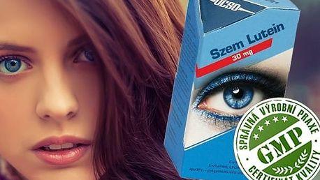 Oči - Lutein 30tbl - na udržení DOBRÉHO ZRAKU