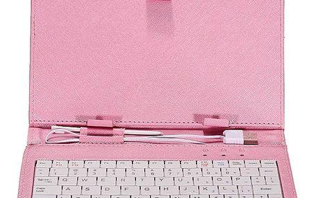 Pouzdro na tablet s USB klávesnicí pro 7″ tablety - dodání do 2 dnů