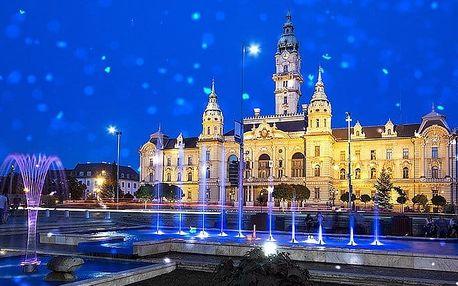 1denní adventní zájezd do města Györ v Maďarsku pro 1 osobu