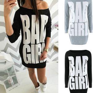 Originální dámské šaty Bad girl