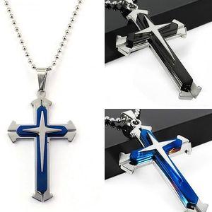 Řetízek s přívěskem Kříž