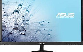 """Ultratenký monitor 23"""" ASUS VX239H s LED podsvícením"""