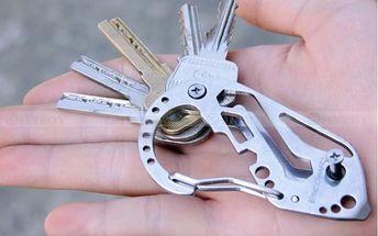 Multifunkční klíčenka s nástroji Track