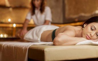Relaxační masáže: 45–90 minut blaha