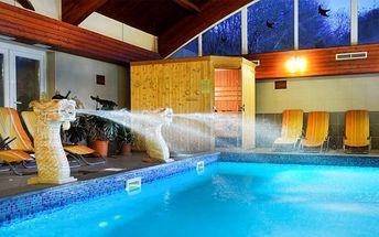 3–6denní wellness pobyt s polopenzí v hotelu Fried Kastély**** v Maďarsku pro 2