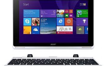 Dotykový výkonný notebook Acer Aspire Switch 10