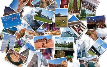 Leporelo z 24 vašich fotografií, vykouzlete úsměv na tváři jedinečným dárkem v podobě leporela.
