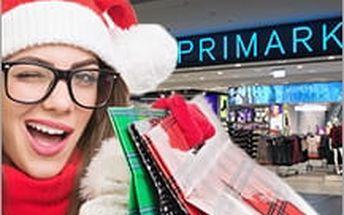 Předvánoční nákupy v rakouském Primarku. Nachystejte si peněženky, obrovské slevy na kvalitní zboží jsou tady!