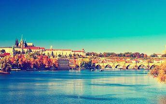 Praha pro dva v Hotelu Aladin***+ nedaleko centra s platností až do června 2017