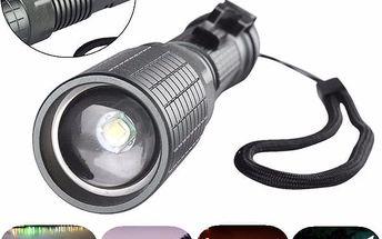 LED svítilna Elfeland XM-L T6 2000LM - poštovné zdarma