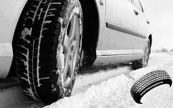 Kompletní zimní přezutí pneumatik v pražském Yes pneu servisu