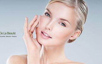 Omlazení plazmou: přístrojové ošetření obličeje, či obličeje. krku i dekoltu, až 5 procedur