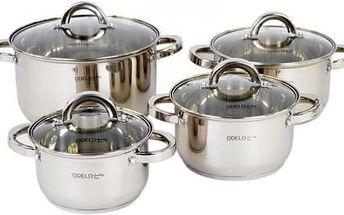 Sady hrnců od značky Royalty Line, Blauman, Odelo a Zurrichberg - kvalita do každé kuchyně
