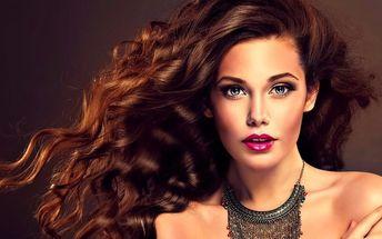 Kadeřnický balíček s keratinem pro zdravé vlasy