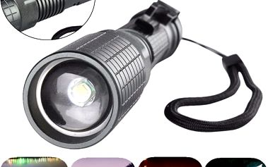 LED svítilna Elfeland XM-L T6 2000LM