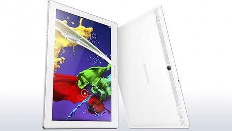Elegantní tablet LENOVO IdeaTab 2 s perfektním reproduktorem