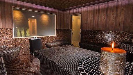 Božská relaxace = Relaxačně saunové centrum Harfa!