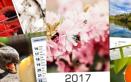 Kalendáře z vlastních fotografií
