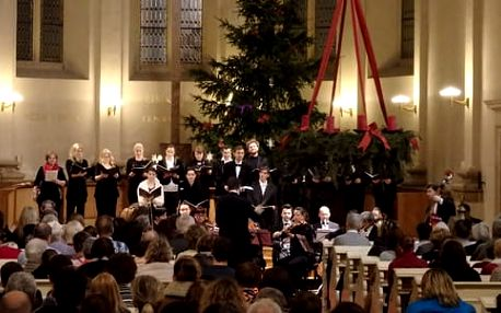Česká Mše Vánoční v orchestrálním provedení + koledy(25.12.2016)
