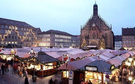 Autobusový zájezd do Norimberku s největšími adventními trhy v Evropě