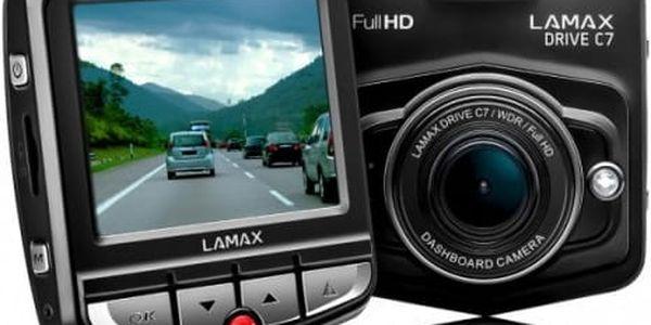 FullHD kamera do auta LAMAX DRIVE C7