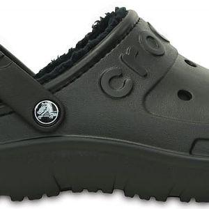 Crocs Hilo Lined Clog Black, dostupné velikosti 38-40, 43-44, 46-47