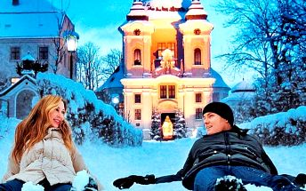 Zájezd pro JEDNOHO do rakouského města Vánoc - Štýr