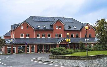 Neomezený wellness pobyt v Hotelu Hukvaldy pro 2 osoby včetně polopenze