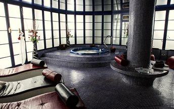Romantika na 2 dny pro dva s polopenzí a privátním wellness v Hotelu Morris Česká Lípa
