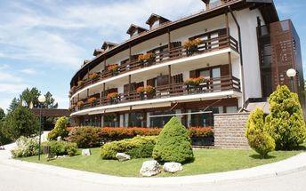 Itálie - Val di Fiemme/Obereggen na 11 dní, polopenze s dopravou vlastní