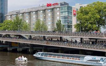 Nizozemí - Amsterdam na 3 až 4 dny, snídaně s dopravou letecky z Prahy