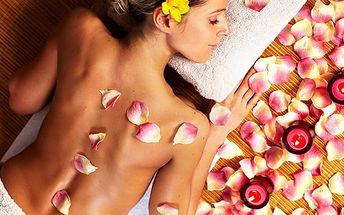 Lázeňský relax pro 2 s wellness procedurami