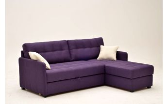 Výprodej - Rohová sedací souprava Amalia s úložným prostorem - DOPRAVA ZDARMA!