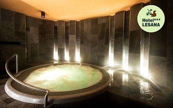 Vysoké Tatry v horském hotelu Lesana ***