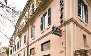 Itálie - Řím na 3 až 4 dny, snídaně s dopravou letecky z Prahy