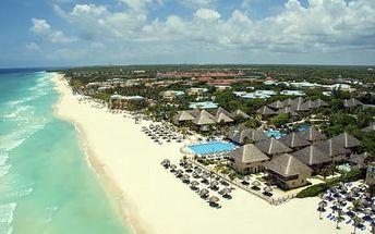 Mexiko - Playa del Carmen na 8 až 9 dní, all inclusive s dopravou letecky z Prahy