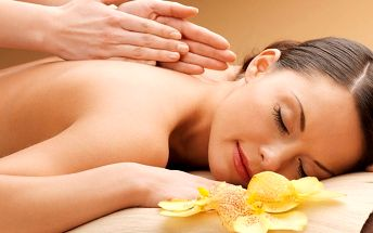 Hodinové hýčkání masáží dle vašeho výběru